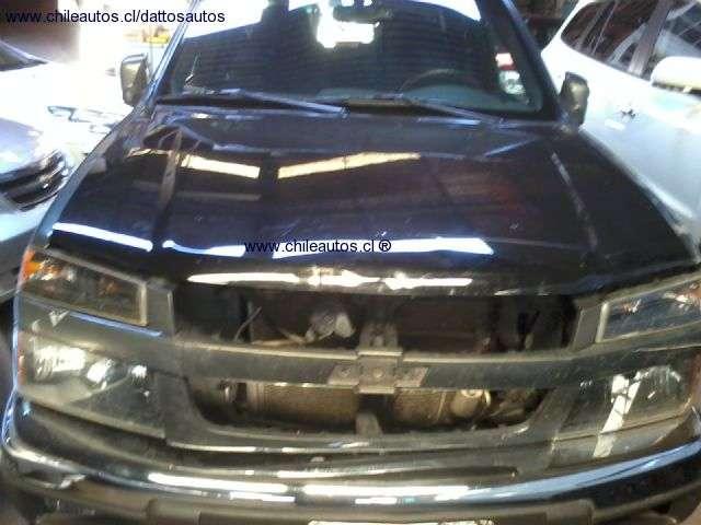 Chevrolet colorado en desarme año 2009