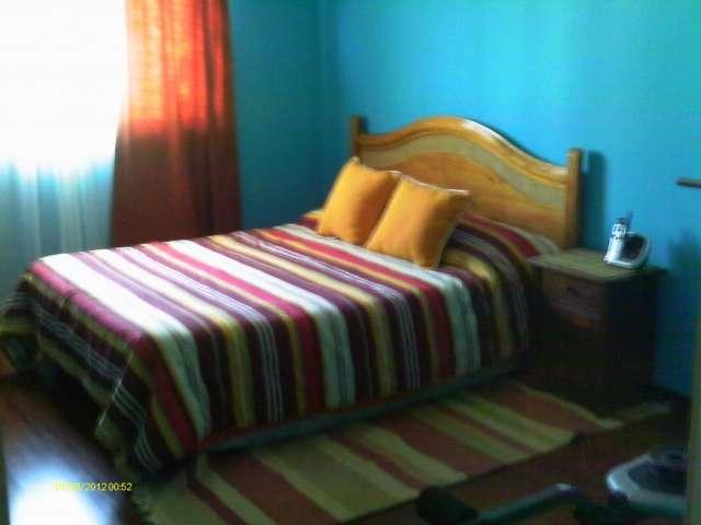 Dormitorio para estudiantes en santiago