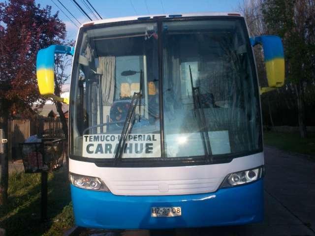 Arriendo de buses-giras de estudios-turismo