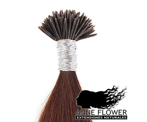 Extensiones naturales marca anne flower