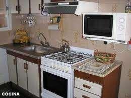 Arriendo casa en maipu 3 dormitorios, cocina amoblada