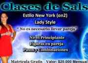 clases de baile salsa GRATIS santiago centro