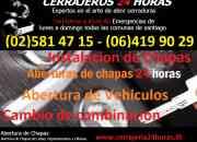 Cerrajero a domicilio - santiago centro - +562 25814715