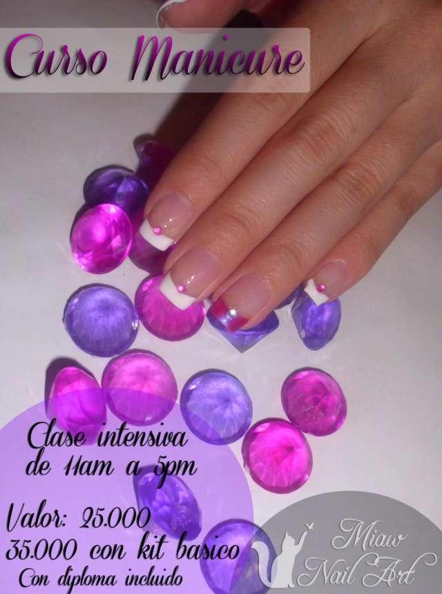 Curso manicure , curso uñas acrilicas