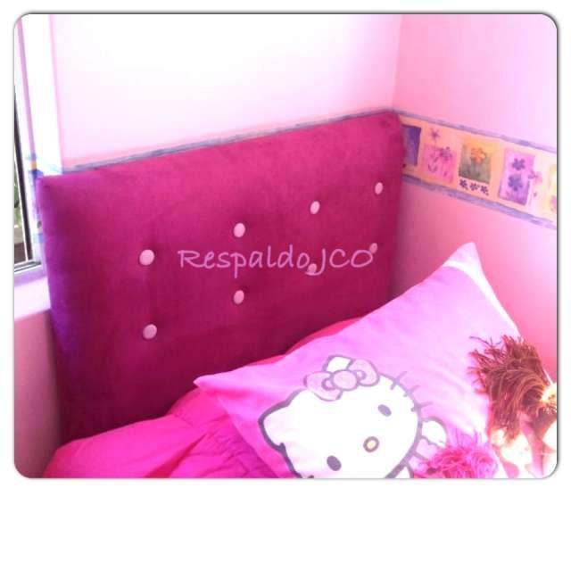 Respaldos de cama tapizados oferta...!!!!!