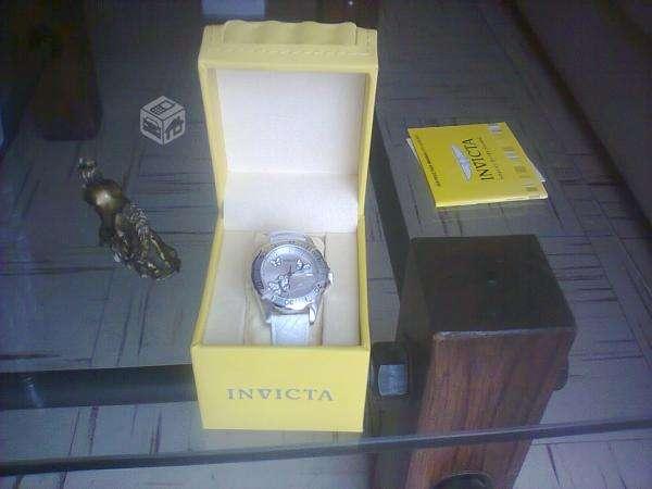 Reloj de lujo marca invicta de mujer oportunidad increible