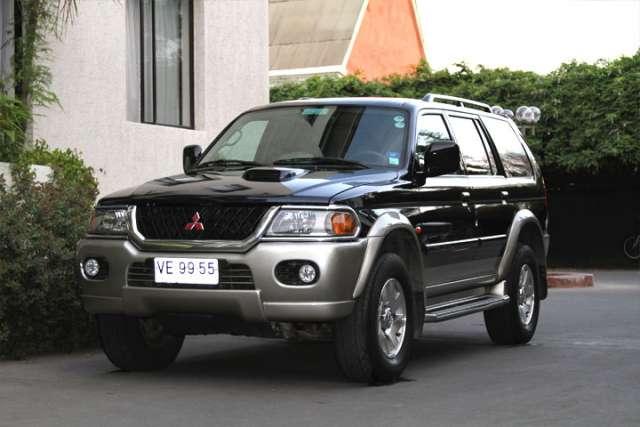 Mitsubishi montero sport 2.5, 4x4 full equipo, diesel
