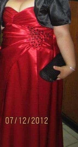 Vestido de fiesta xxl