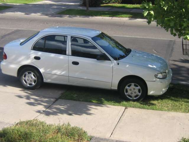 Hyundai accent 1998 gls 1.5 impecable