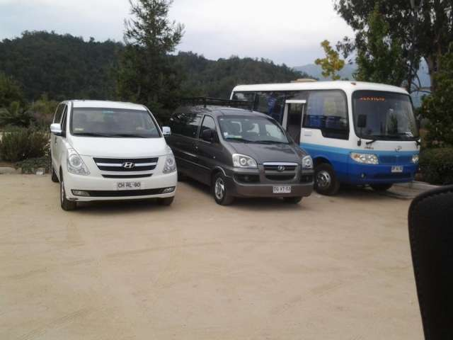 Servicio profesional de transporte privado y turismo