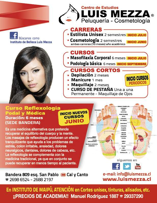 Instituto de belleza luis mezza ( http://www.luismezza.cl)