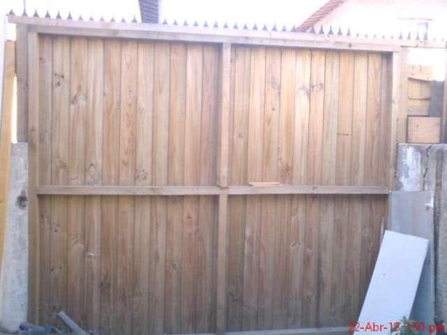 Hacer puerta de madera la belleza radica en hacer - Como barnizar una puerta de madera ...