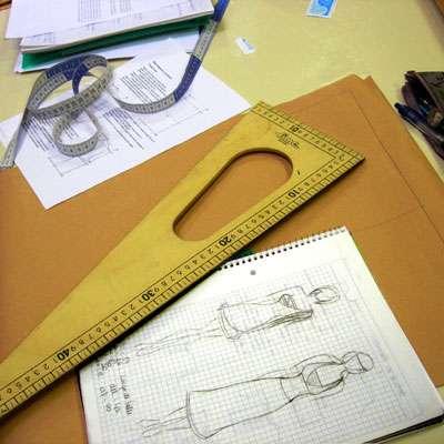 Ofresco practica diseño de vestuario