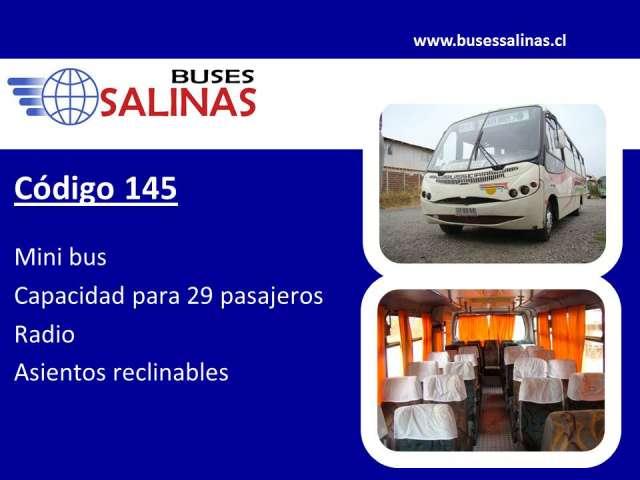 Mini bus 29 asientos a $17.000.000, marca mercedes benz modelo lo914