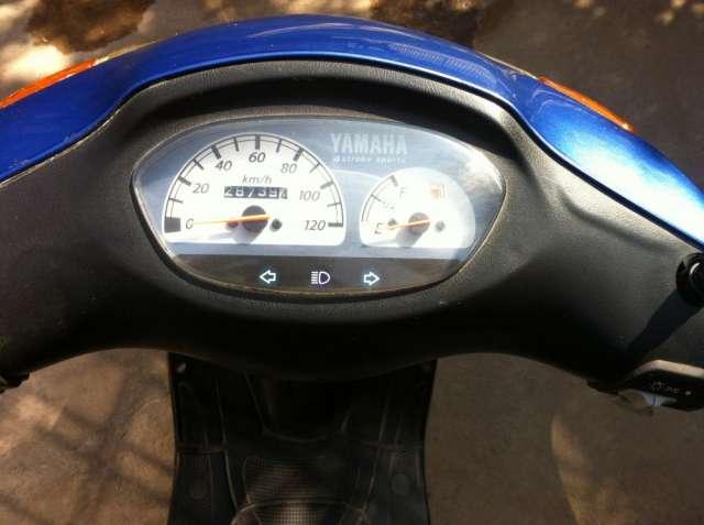moto scooter yamaha jog 100