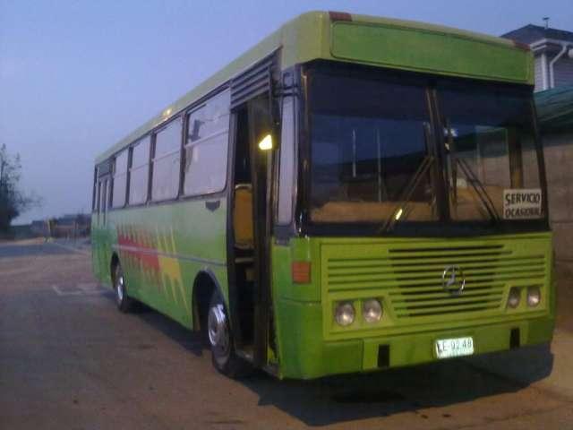 Se vende bus mercedes benz modelo 1318