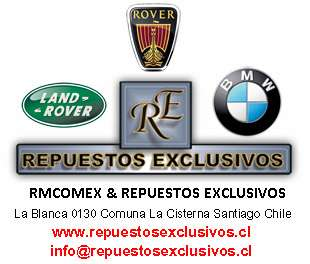 Repuestos land rover - bmw - mercedes benz.