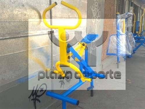 Fotos de Maquinas de ejercicios para plazas plazas activas 3