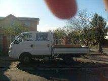 Arriendo camion kia frontier doble cabina. petrolero