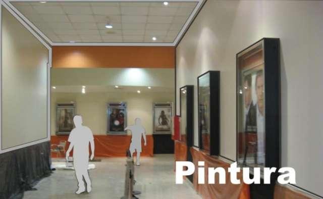 Ampliaciones, construcción, pintura, cobertizos, cerámicas, etc.