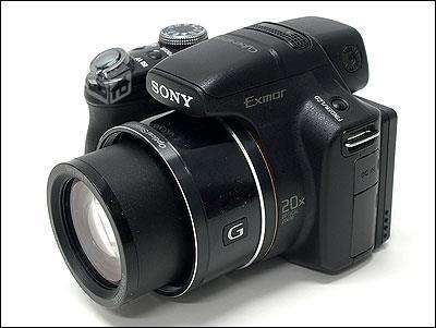 Camara sony cyber-shot dsc-hx1 de zoom óptico