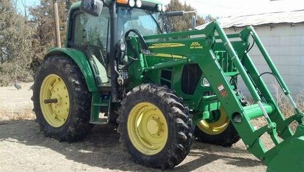 Tractor john deere 6430 oportunidad con cargador