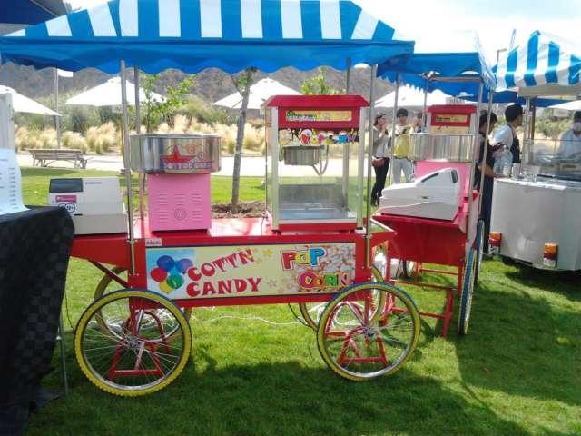 Fotos de Arriendo carritos de comida mote con huesillo etc hot dog y  dulce 5