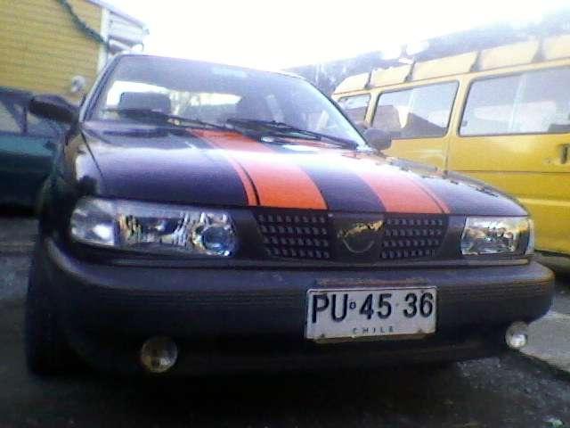 Nissan v-16, año 1997, recibo vehiculo u otros, tambien permuto