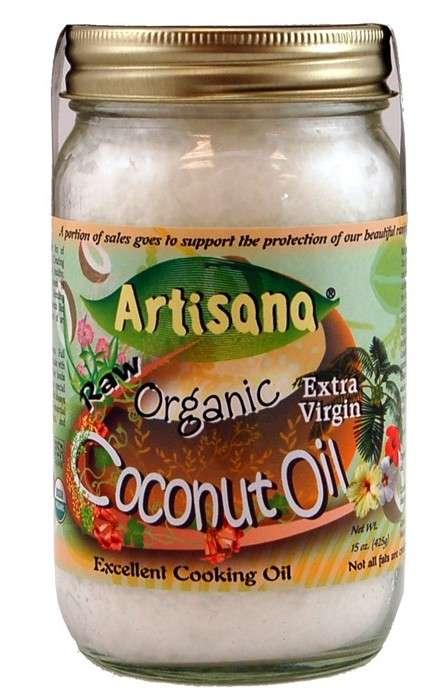 Aceite de coco organico extra virgen importado certificado