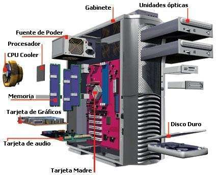 Pc gamer a pedidos y mantenimiento de software y hadware en huechuraba