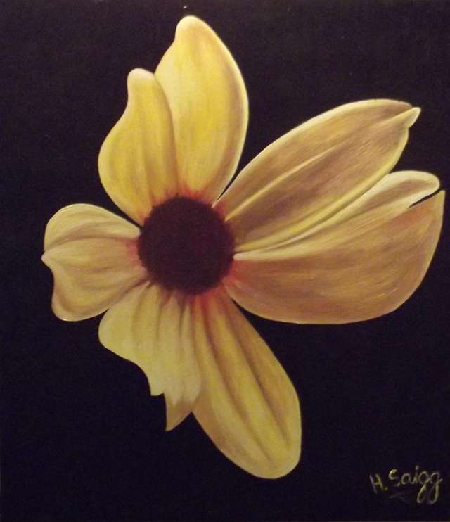 Pintura ? painting ?yellow?