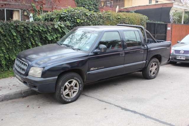 Liquido camioneta chevrolet s10 4.3l ec at/4wd 190hp año: 2004
