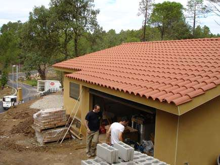 Instalacion de teja asfaltica, teja chilena, pizarreño