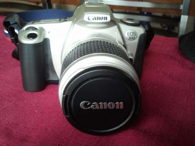 Cannon eos 300 reflex