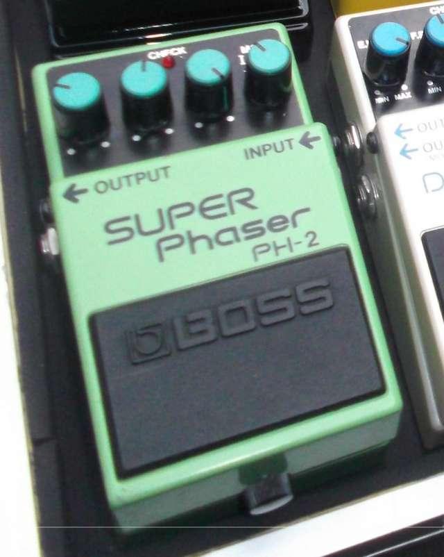 Phaser, super phaser ph2 boss