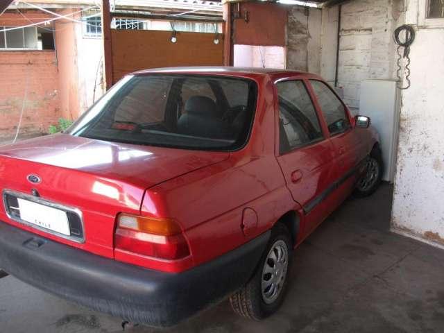Vendo ford euroescort 1998 $1380000 excelente estado