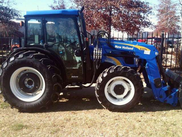 Tractor new holland t4030