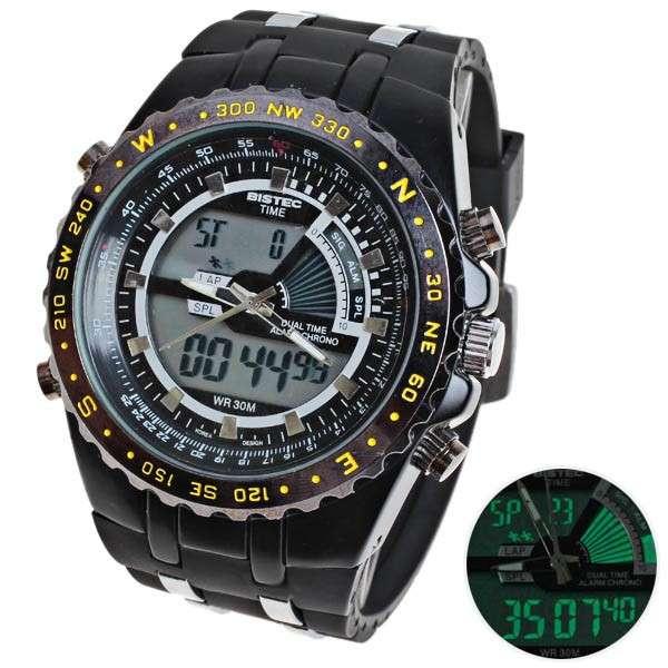 Bistec watch wr30m manual