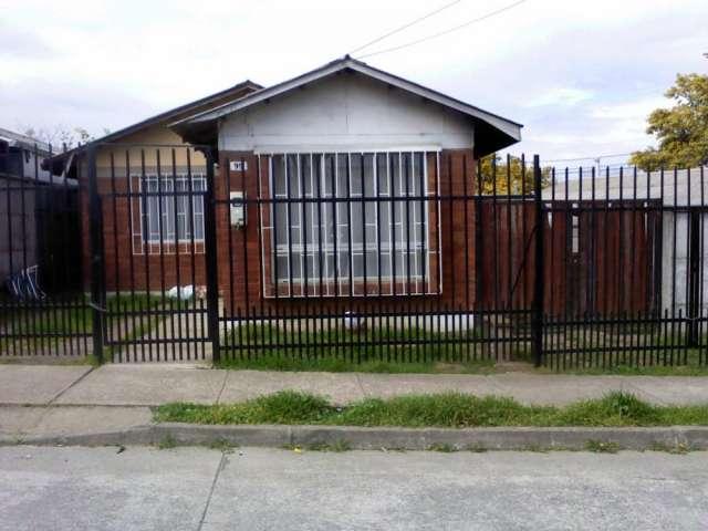 Vendo Casa Usada En Buen Estado En Chillan Viejo Casas En Venta