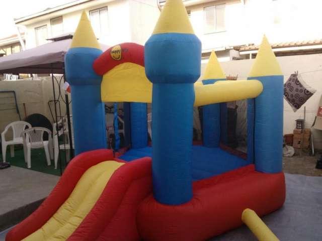 Arriendo Juegos Inflables Barato Despacho A Domicilio En Santiago