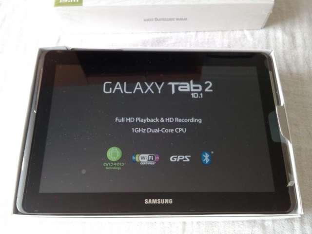 Vendo tablet samsung galaxy tab 2 10.1 5110 con garantia