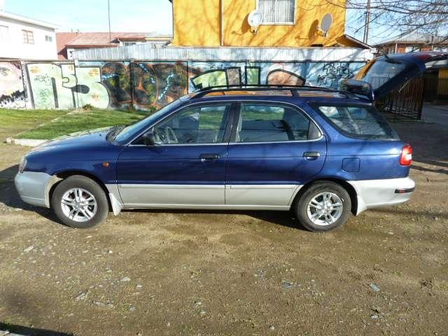 Vendo suzuki baleno 2003 station wagon