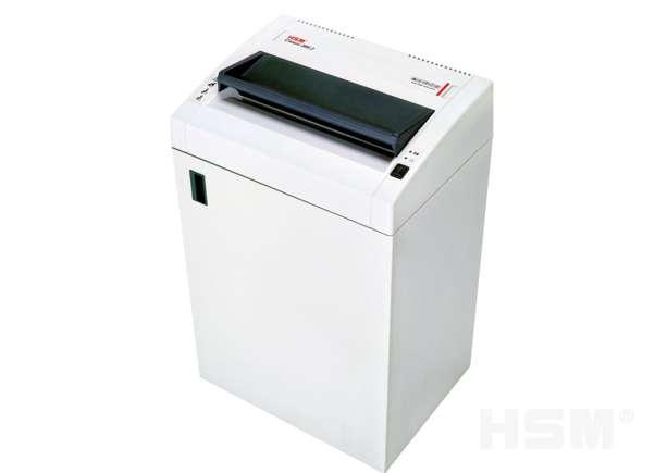 Trituradora de papeles hsm