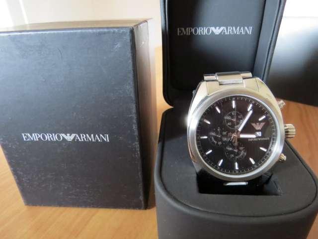 c066db96dfbc Vendo reloj emporio armani original en Las Condes - Joyas