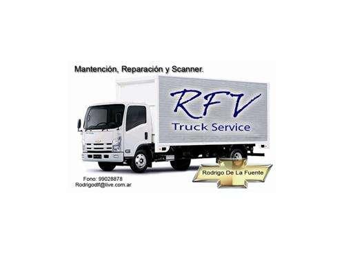 Mecanica camiones chevrolet -isuzu