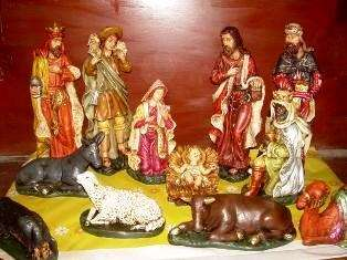 Pesebres a tu medida y presupuesto para navidad