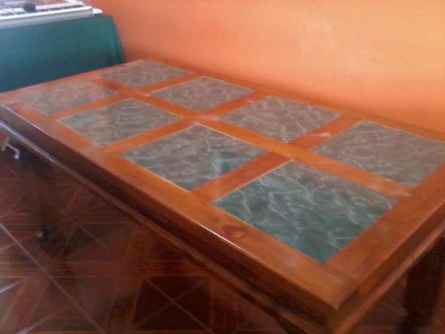 mesa de centro osorno