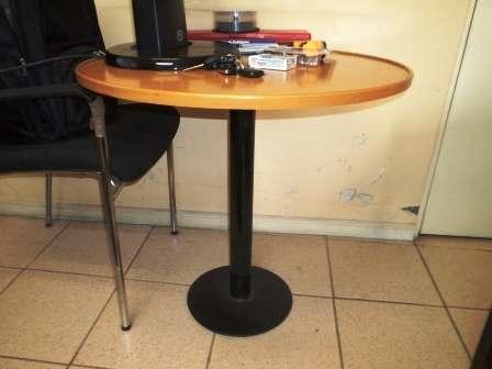 mesa redonda madera de 75 cm diametro - Mesa Redonda Madera