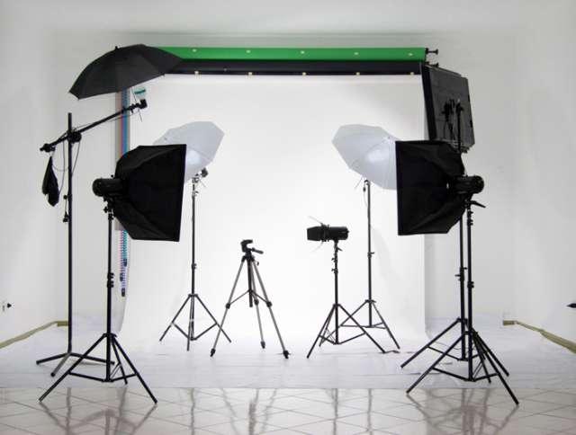 Arriendo de estudio fotográfico y vídeo