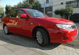 Subaru impreza 2009 tratar con nestor